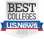 "Adelphi University Named ""Top 15 Overperformer"" by U.S. News & World Report"
