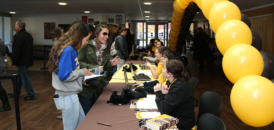 Transfer events at Adelphi