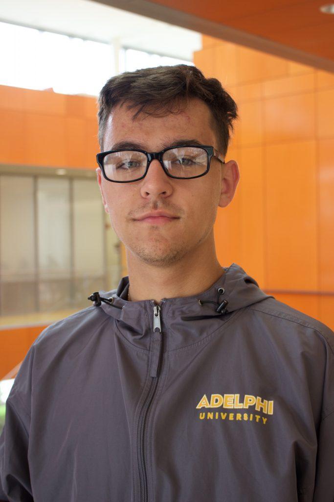 Aleksander Kadziolka, Adelphi Admissions Ambassadors, Adelphi University