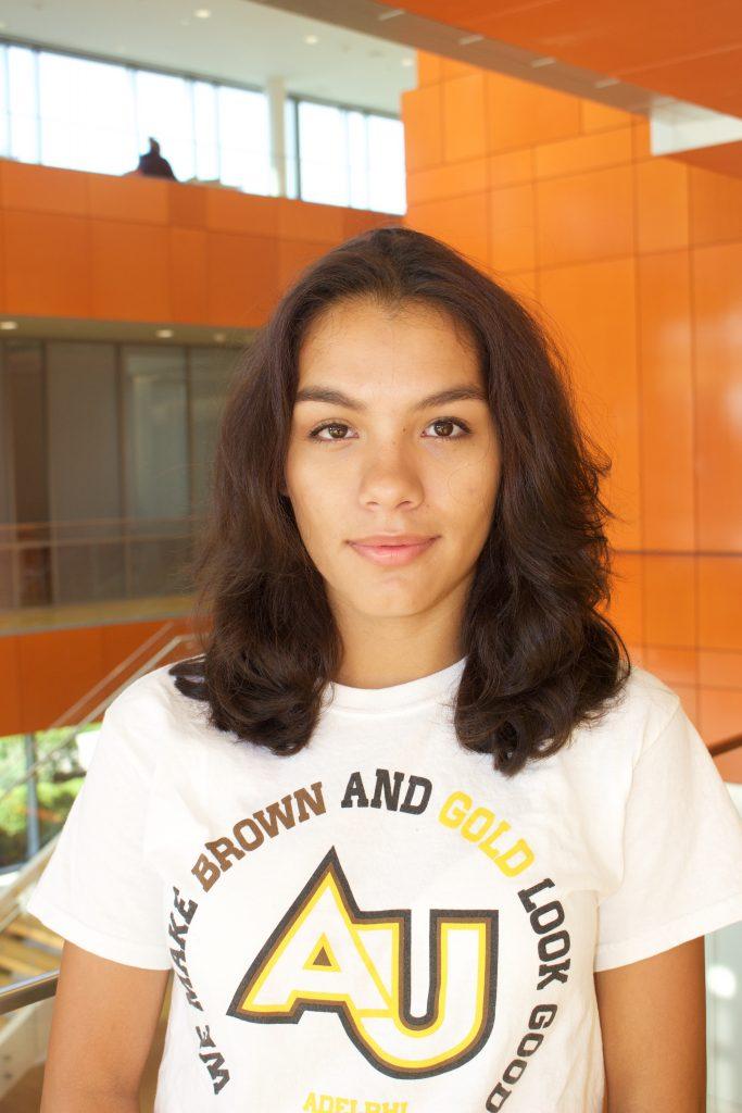 Ashley Cortes-Ose, Adelphi Admissions Ambassadors, Adelphi University