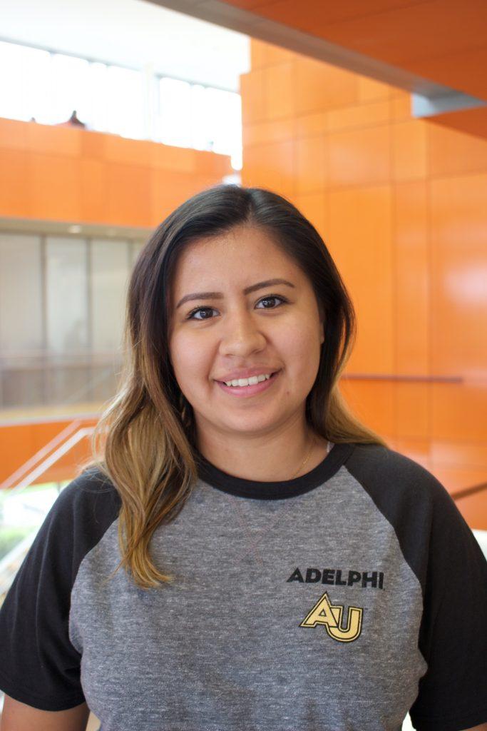 Emily Campos, Adelphi Admissions Ambassadors, Adelphi University