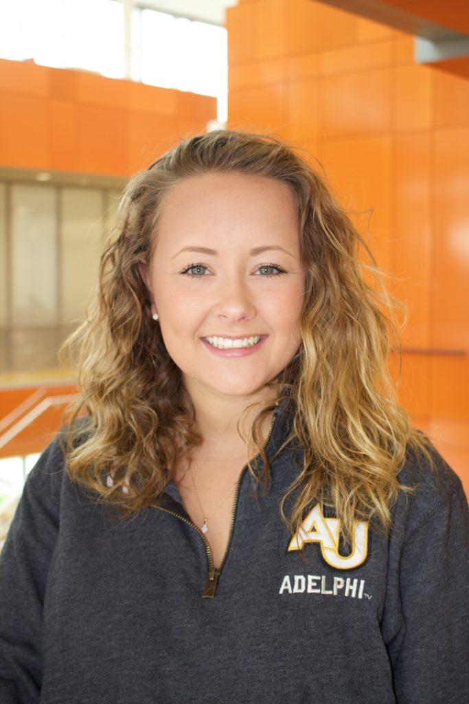Jessica Corso, Adelphi Admissions Ambassadors, Adelphi University