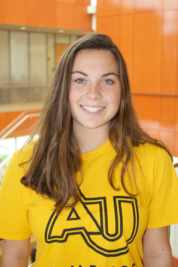 Kailey Broderick, Adelphi Admissions Ambassadors, Adelphi University
