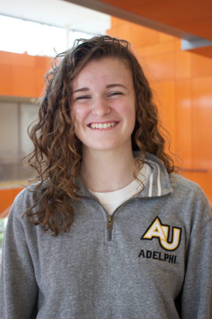 Kate Gifford, Adelphi Admissions Ambassadors, Adelphi University