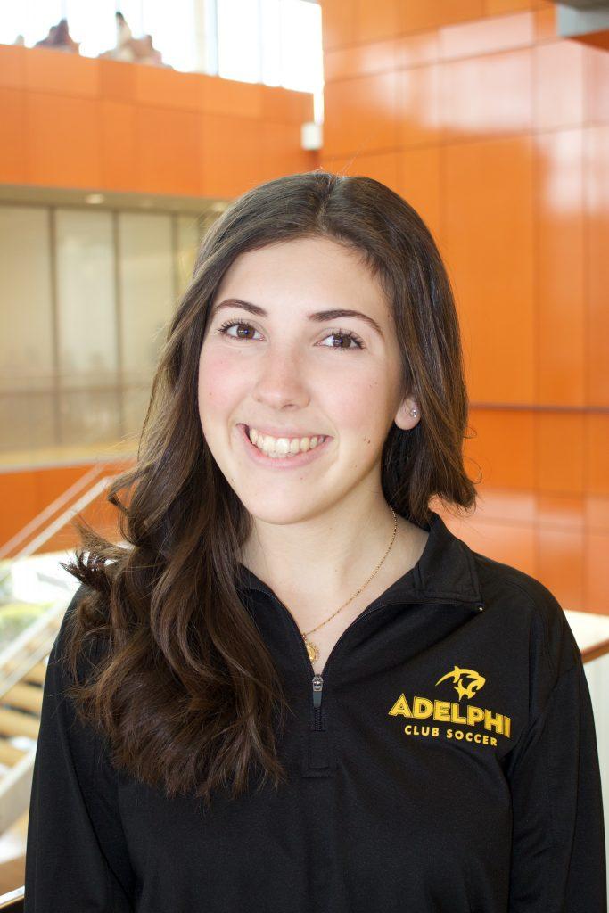 Katherine Carew, Adelphi Admissions Ambassadors, Adelphi University