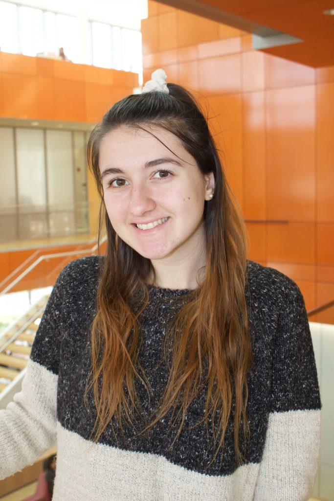Maria Paradiso, Adelphi Admissions Ambassadors, Adelphi University