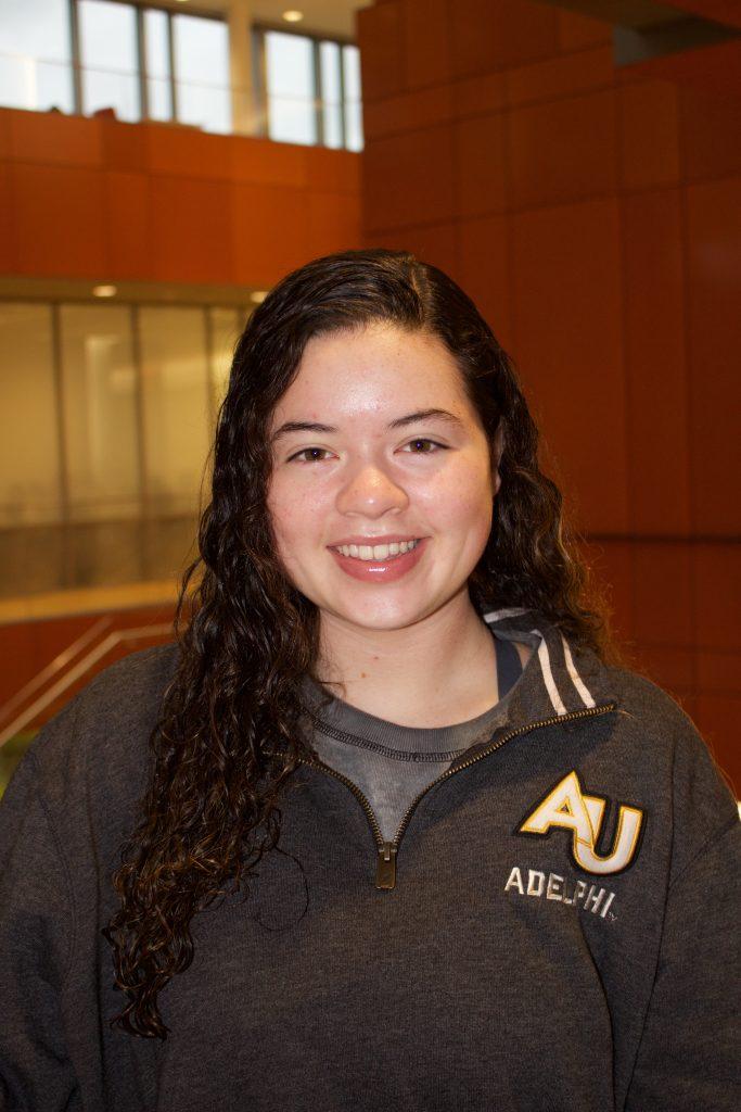 Melissa Golden, Adelphi Admissions Ambassadors, Adelphi University