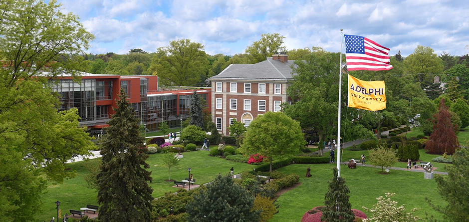 Adelphi University Garden City Campus
